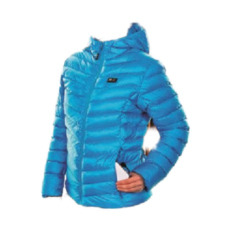 HEAT HOOD JACKET WOMAN
